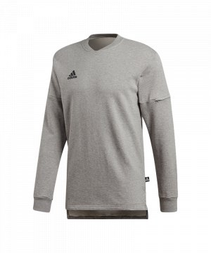 adidas Herren Sweatshirt Tiro15 Trainingsshirt, Power rot