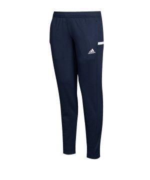 adidas Team 19 Track Jacket Damen Blau Weiss |Sportzubehör