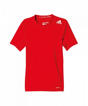 adidas-tech-fit-base-tee-t-shirt-kids-rot-underwear-unterziehhemd-kinder-children-ak2825.jpg