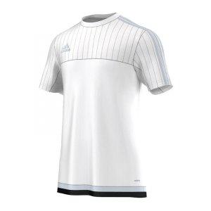 adidas-tiro-15-trainingsshirt-kurzarmshirt-funktionsshirt-teamwear-training-men-herren-maenner-weiss-grau-s22309.jpg