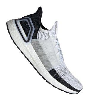official photos f6a3a 89025 adidas-ultra-boost-19-running-weiss-running-schuhe-