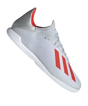 new concept cd55d 5a9ba adidas-x-19-3-in-halle-silber-weiss-