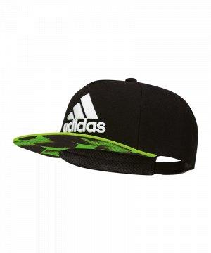 adidas-x-flat-cap-snapback-schwarz-gruen-flache-muetze-kappe-schild-sonnenschutz-windschutz-kopfbedeckung-bq1449.jpg