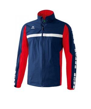 erima-5-cubes-regenjacke-kids-kinder-children-jacket-wasserabweisend-trainingskleidung-teamwear-blau-rot-105519.jpg