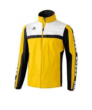 erima-5-cubes-regenjacke-kids-kinder-children-jacket-wasserabweisend-trainingskleidung-teamwear-gelb-schwarz-105517.jpg