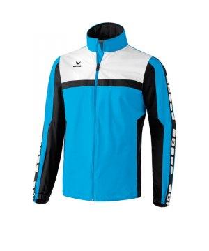 erima-5-cubes-regenjacke-kids-kinder-children-jacket-wasserabweisend-trainingskleidung-teamwear-hellblau-schwarz-105516.jpg