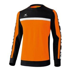 erima-5-cubes-sweatshirt-baumwollsweatshirt-pullover-kinderpulli-teamwear-vereine-kids-kinder-orange-schwarz-107508.jpg
