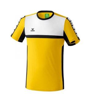 erima-5-cubes-t-shirt-trainingsshirt-kurzarmshirt-funktionsshirt-teamwear-kinder-kids-children-gelb-schwarz-108514.jpg