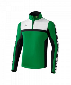 erima-5-cubes-trainingstop-mit-zip-funktionsshirt-mit-1-4-reissverschluss-trainingssweatshirt-teamwear-men-herren-gruen-107541.jpg