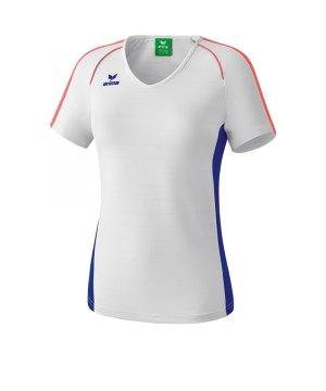 8aa522c4f06d25 erima-masters-t-shirt-damen-weiss-blau-shirt-