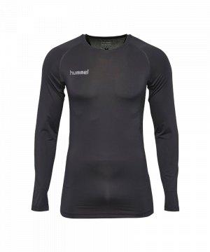 hummel-first-performance-shirt-lang-f2001-underwear-fussball-team-training-sport-komfort-4325.jpg