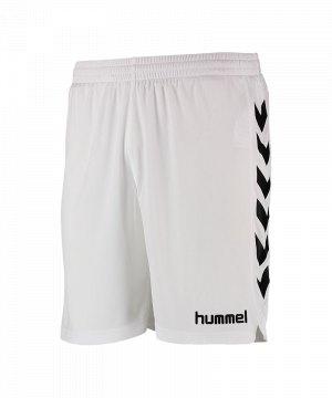 Hummel Shorts | Sporthosen | Bee Authentic Short | Roots