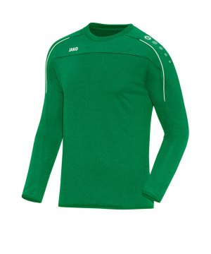 jako-classico-sweatshirt-gruen-weiss-f06-trainingswear-sweater-trainingsshirt-teamausstattung-8850.jpg