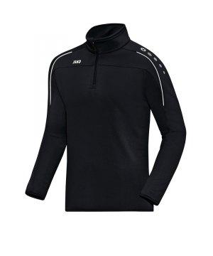 jako-classico-ziptop-schwarz-weiss-f08-zipper-sporttop-trainingstop-sportpulli-teamsport-8650.jpg
