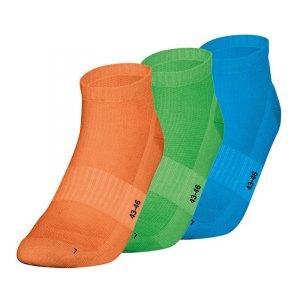 jako-fuesslinge-3er-pack-socken-freizeit-bekleidung-lifestyle-f80-orange-gruen-blau-3936.jpg