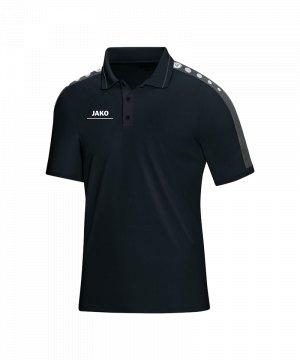 jako-striker-poloshirt-kinder-teamsport-ausruestung-t-shirt-f08-schwarz-grau-6316.jpg