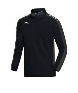 jako-striker-ziptop-sweatshirt-herren-teamsport-ausruestung-freizeit-mannschaft-f08-schwarz-grau-8616.jpg