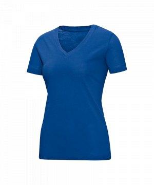 jako-v-neck-t-shirt-damen-blau-f04-v-ausschnitt-kurzarmtop-sportbekleidung-textilien-frauen-women-6113.jpg