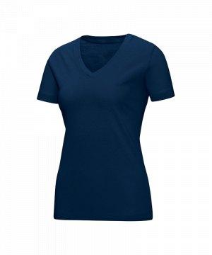 jako-v-neck-t-shirt-damen-blau-f09-v-ausschnitt-kurzarmtop-sportbekleidung-textilien-frauen-women-6113.jpg