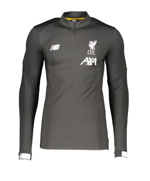FC Liverpool Trainingsanzug New Balance Saison 2016 2017 Home M Rot schwarz