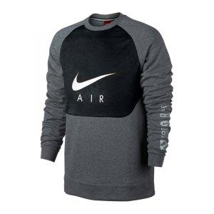 nike-air-crew-sweatshirt-grau-schwarz-f092-sweater-marke-sportlich-qualitaet-langarm-longsleeve-baumwolle-materialmix-buendchen-832150.jpg