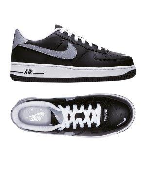 Nike Air Force 1 18 Sneaker Kids Pink Weiss F602