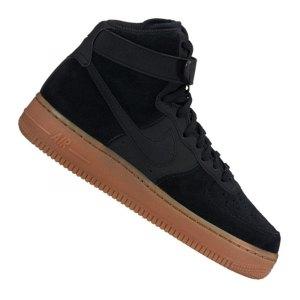 Nike Air Force 1 Schwarz Damen