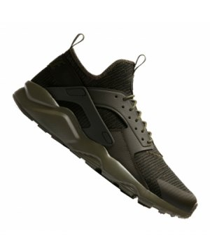 Nehmen Billig Deal Nike Air Huarache Scream Billig Grün Schuhe