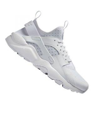 Günstige Nike Air Huarache Run Ultra schwarz Schuhe Sneaker