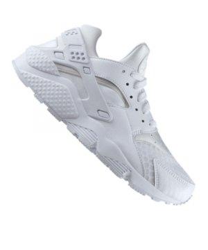 Nike Air Huarache Weis