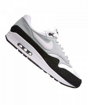 finest selection 72e2d c7677 nike-air-max-1-sneaker-grau-weiss-f003-