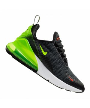 best service fd876 5cb3c nike-air-max-270-sneaker-kids-schwarz-f001-