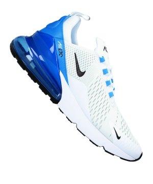brand new ca7db 59bbe nike-air-max-270-sneaker-weiss-blau-f110-