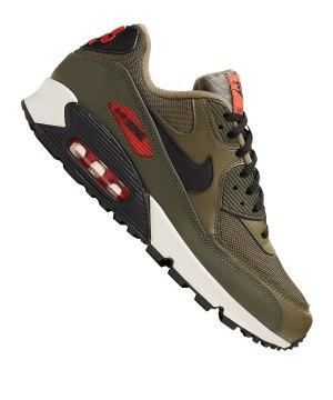 Nike Air Max 90 Ultra Schuhe Grün für Herren Bestellen, Nike