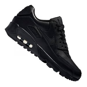 Nike Air Max 90 Leather Schwarz