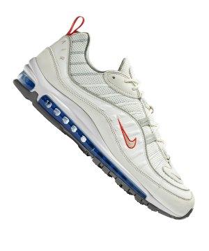 half off 9e852 7e4d7 nike-air-max-98-sneaker-weiss-f100-lifestyle-