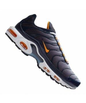 Nike Air Max Plus, Herren Sneaker blau Dark ObsidianBlue
