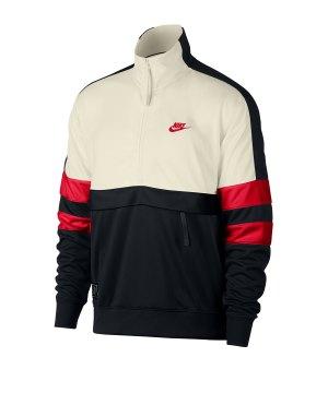 nike-air-sweatshirt-1-4-zip-beige-schwarz-rot-f134-lifestyle-textilien-sweatshirts-ar1839.jpg