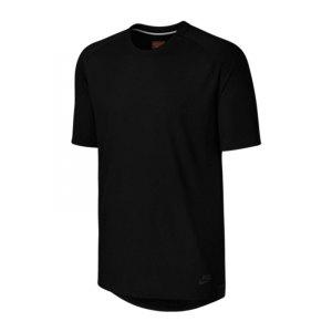 nike-bonded-top-t-shirt-lifestyle-textilien-bekleidung-freizeit-f010-schwarz-805122.jpg