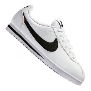Nike Cortez Weiß Schwarz