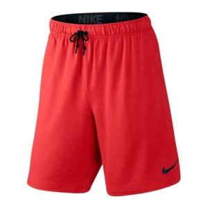 nike-dri-fit-fleece-8-short-hose-kurz-rot-f657-sporthose-sportbekleidung-freizeit-men-herren-maenner-817417.jpg