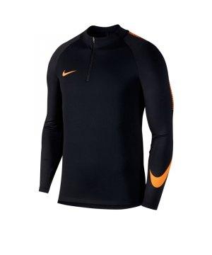 nike-dry-football-drill-top-1-4-zip-kids-schwarz-orange-f015-kinder-training-langarmshirt-swoosh-kurzreissverschluss-859292.jpg