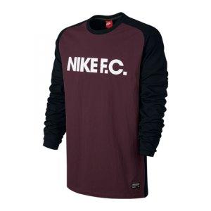 nike-f-c-top-sweatshirt-rot-schwarz-f681-lifestyle-freizeit-langarmshirt-pullover-herren-men-maenner-802433.jpg