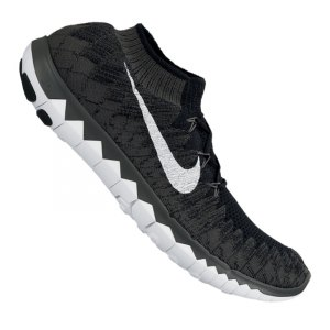 Nike Free Herren Schwarz Weiß