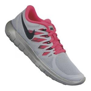 Nike Free 5.0 Grau Damen