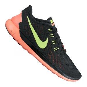 Nike Free 5.0 Schwarz Gelb