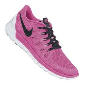 Nike Free Damen Schwarz Rosa