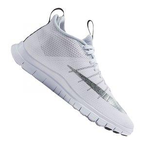 Nike Free Hypervenom Weiß