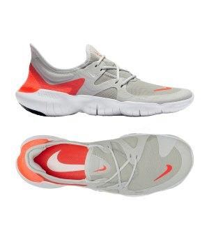 Nike Free Run 5.0, laufschuhe, neon grün, grau, Blogger Schuhe, Größe 38.5