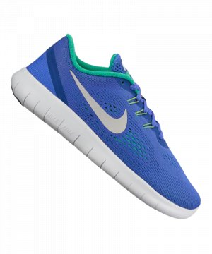 Nike Schuhe Blau